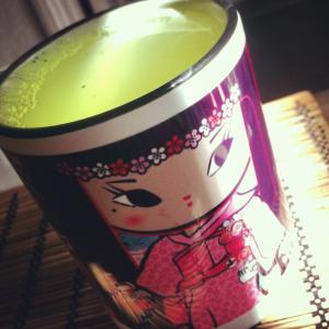 抹茶 Green Tea Ocha - Mayumi Gumi
